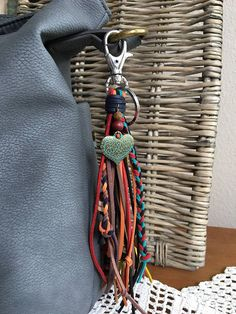 Hey, I found this really awesome Etsy listing at https://www.etsy.com/uk/listing/569373455/boho-keychain-long-tassel-keychain-bag