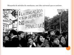 Principales aportaciones de Juan Amós Comenio a la Educación Actual, desde la Época del Renacimiento. Presentación completa en Slide Share.  La Educación es derecho de todos.  Búsqueda de métodos de enseñanza, una idea universal que se sostiene.