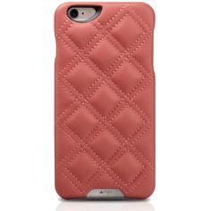 Grip Matelassé - Quilted iPhone 6/6s Plus Leather Case - Vajacases