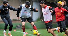 Lucas Ontivero, Guillermo Burdisso ve Koray Günter'in kamp kadrosuna alınmadığı, 3 yeni transferin derbi maçta forma giymeyeceği öğrenildi.