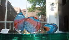 New arrivals by Peter Layton Glass » Beach Series - Bluecoat Display Centre