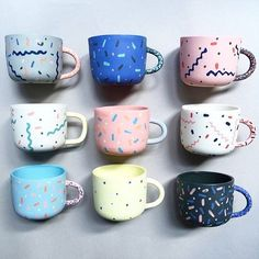 My Sunday morning coffee would look awesome in one of these from @jackson_leah