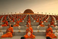 puja | Magha Puja :: Dhammakaya Foundation: World Peace through Inner Peace ...