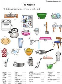 Lots of worksheets for common objects/ categories (colors, shapes, kitchen, bathroom). Great for practicing life skills. English Activities, Language Activities, Therapy Activities, Spelling Activities, Therapy Ideas, Speech Language Therapy, Speech And Language, Speech Therapy, Speech Pathology
