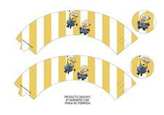 Imprimibles Minions - www.susaneda.com