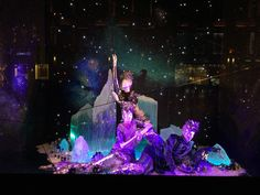 Pisces - Selfridges - Journey to the Stars - Christmas windows 2015
