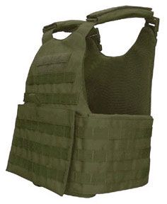 Advanced Survivor » Viper Modular Plate Carrier + Armor (OD Green)