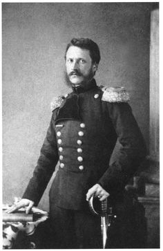 Prince Alexandru Ioan Cuza -Photo by Carol Popp de Szathmáry - 1873