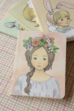 Pippa Jayne Notebook Series