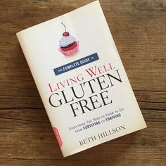 If you're new to gluten-free living or know someone who is, this is a must-have reference guide. She even covers kissing! Review | Living Well Gluten Free by Beth Hillson | Recipe Renovator