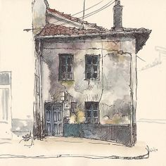 House in Guardo by Adolfo Arranz