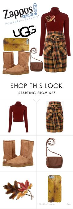 """""""The Icon Perfected: UGG Classic II Contest Entry"""" by mexie ❤ liked on Polyvore featuring A.L.C., Faith Connexion, UGG Australia, Aéropostale, Anne Klein, ugg and contestentry"""