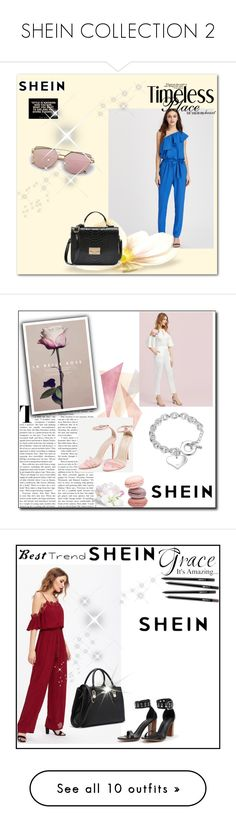 """SHEIN COLLECTION 2"" by umay-cdxc ❤ liked on Polyvore featuring Lancôme, Yves Saint Laurent, Birchrose + Co., White Label, Sophy Robson, NYX and Bobbi Brown Cosmetics"