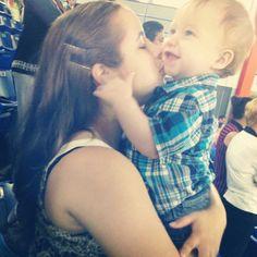 Amo a este #bebe#JohnAnthony#amordemadre