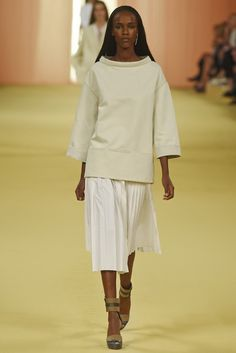 Head to Toe Perfect by Hermès RTW Spring 2015
