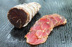 Homemade Beef Bresaola Recipe (Italian Air Dry Cured Beef From Scratch )