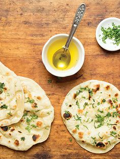 A 3-Step Recipe For Homemade Indian Flatbread #Refinery29
