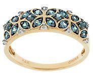 alexanderite birthstone ring