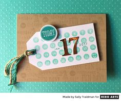 17 by Sally Traidman for Hero Arts