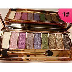 Search: make up brush set   LightInTheBox It Cosmetics Brushes, Eyeshadow Brushes, Eyeshadow Makeup, Makeup Cosmetics, Glitter Eyeshadow Palette, Glitter Eye Makeup, Makeup Palette, Make Makeup, Makeup Set