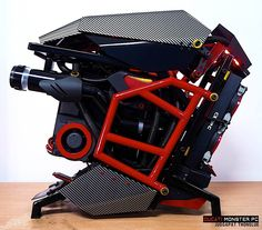 When it comes to PC cases, a rectangular black box with some vents and fancy lights is the current standard for most gamers. However, if you're also a hardcore motorcyclists and a Ducati aficionado, this Monster build might be what you're looking for.