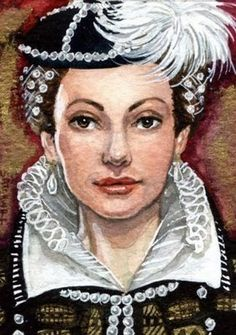 Mary, Queen of Scots, by Mark Satchwill