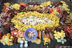 You need to try the Filipino Boodle Fight