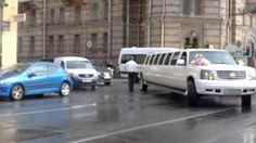 """Свадебный удлиненный лимузин """"притер"""" Nissn Qashqai"""