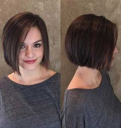 Trendy Short Hairstyles Will Help You to Create A New Look - Love this Hair