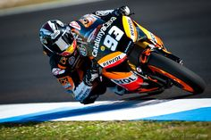 Mark Marquez - the next big shiz in MotoGP!