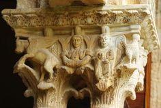 Monreale - Chiostro della cattedrale