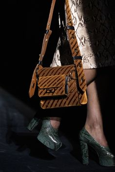 Givenchy Fall 2019 Ready-to-Wear Collection - Vogue Small Crossbody Bag, Crossbody Shoulder Bag, Leather Shoulder Bag, Chanel Handbags, Leather Handbags, Leather Bag, Couture Handbags, Givenchy Bags, Chanel Bags