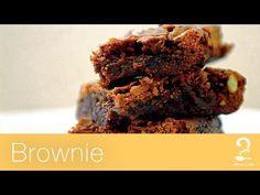 Receita de Brownie em vídeo | Gourmet a Dois