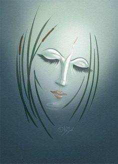 35 Mind-Twisting Optical Illusion Paintings By Oleg Shuplyak Optical Illusion Paintings, Art Optical, Optical Illusions, Art Sketches, Art Drawings, Surreal Art, Amazing Art, Fantasy Art, Cool Art