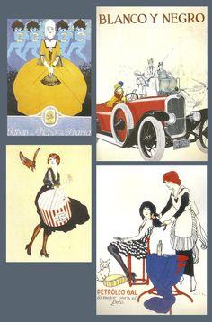 Federico Ribas (1890-1952)    Dibujante y publicista español. Realizó anuncios y carteles para las campañas publicitarias de la industria Gal y dio a conocer sus ilustraciones para las publicaciones Blanco y Negro, La Esfera, Buen Humor, Aire Libre, Lecturas y Crónica.