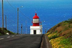 Ponta do Pargo lighthouse, Madeira