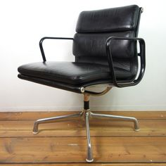 Mid-Century MODERN Blog Eames Soft Pad Group Side Chair