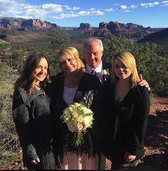 LOVERS KNOLL LOOKOUT #CEREMONYSITE #SEDONA #AZ #DestinationWedding #WeddingVenue #WeddingPlanning #Wedding