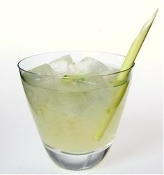 Pear and Cucumber Fizz  Had something like this once and it was amazing so refreshing and tasty