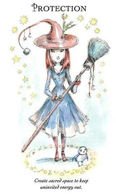 Little Witchling - Protection