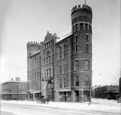 Dusting off Detroits grand old castle | The Detroit News | detroitnews.com
