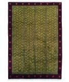 RugStudio presents Tibet Rug Company 60 Knot Premium Tibetan Kelp Hand-Knotted, Best Quality Area Rug