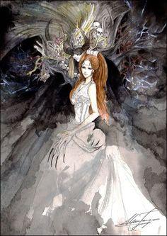Persephone | Goddess:  Persephone