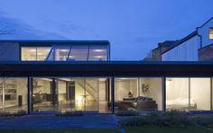 duggan morris architects / hampstead lane, highgate village