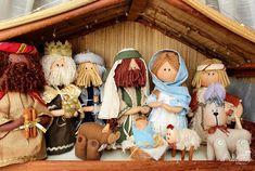 Christmas 2017, Christmas Diy, Xmas, Christmas Nativity Scene, Christmas Pictures, Dolls, Crochet, Fun, Handmade Crafts