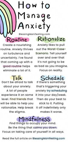 Feeling Anxiety is a nature respond of our mind and body when we are under certain threats. All of us will feel anxious when we are under stress from work. Health Anxiety, Anxiety Tips, Anxiety Help, Stress And Anxiety, How To Manage Anxiety, Anxiety Relief Quotes, Positive Quotes Anxiety, Deal With Anxiety, Therapy For Anxiety