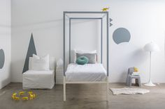 Megan Morton designs bed collection with Incy Interiors - Vogue Living