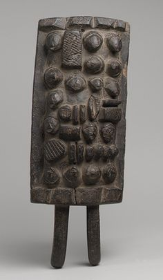 Memory Board (Lukasa) [Democratic Republic of Congo; Luba] (1977.467.3) | Heilbrunn Timeline of Art History | The Metropolitan Museum of Art