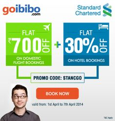 Plan your summer vacation instantly. The biggest deal on travel is LIVE now. Rs700 Off on dom flights, Flat 30% Off on hotels, https://www.goibibo.com/stancoffer/?utm_source=social&utm_medium=post&utm_campaign=stancgo_offer