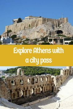 Explore all the major attractions of Athens Greece with a city pass and save money